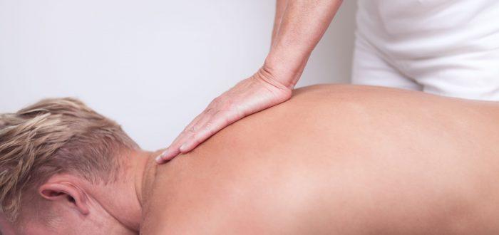 Smerter ved brystryg og øvre ryg - Kiropraktor Lyngby