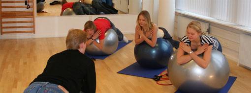 Pilates og træning – Kiropraktor Lyngby